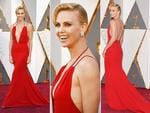 Charlize Theron attends the 88th Annual Academy Awards. Picture: Getty