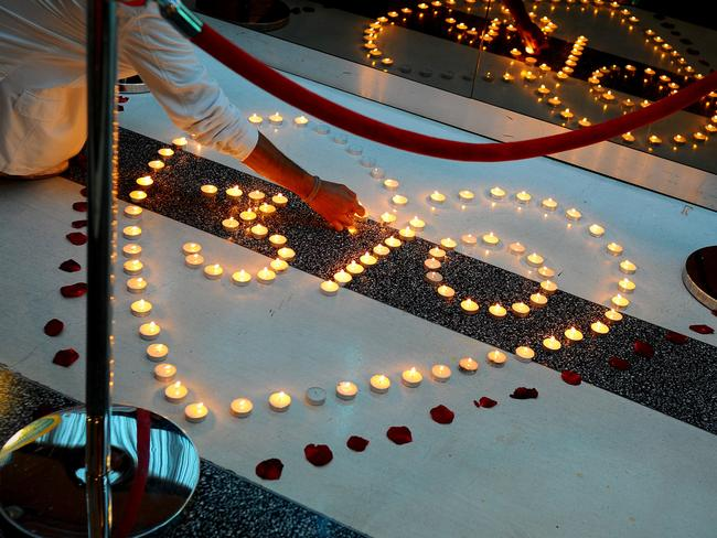 Families of the MH370 crew pay tribute to their lost loved ones — whom they claim had nothing to do with the disappearance of Flight MH370 — at an event organised by the National Union on of Flight Attendants.