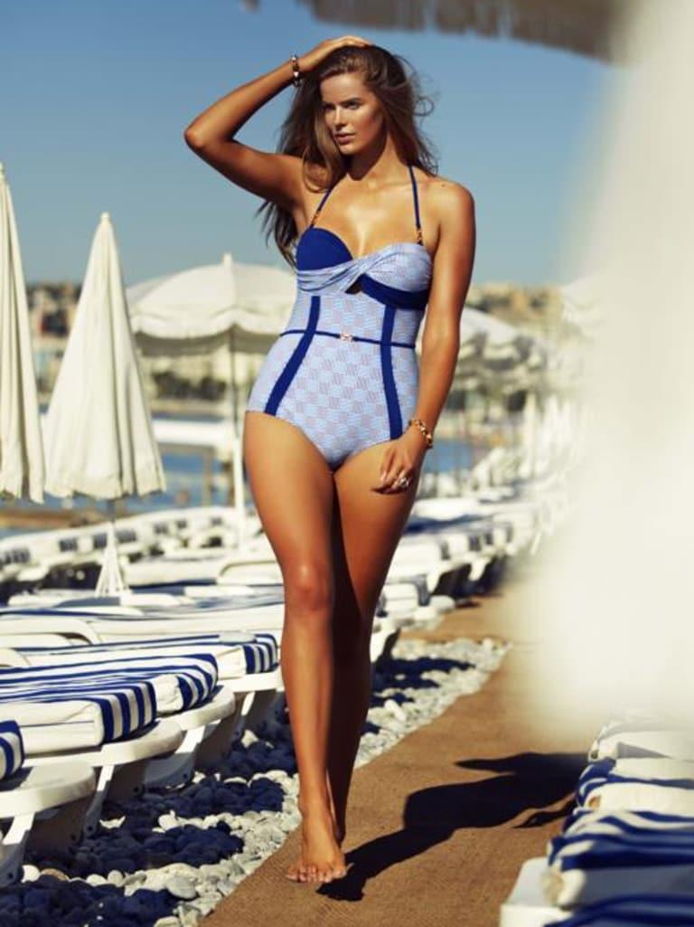 Australian plus-size model Robyn Lawley. Picture: Supplied