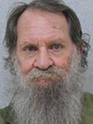 A prison shot of sex offender Robert John Fardon.