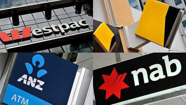 The big four banks have led the charge on the new technology. Picture: Joel Carrett