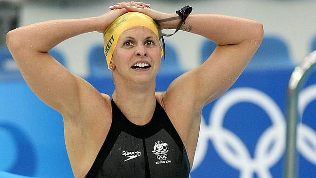 Champion Swimmer Libby Trickett Reveals She Dealt With Bouts Of Depression