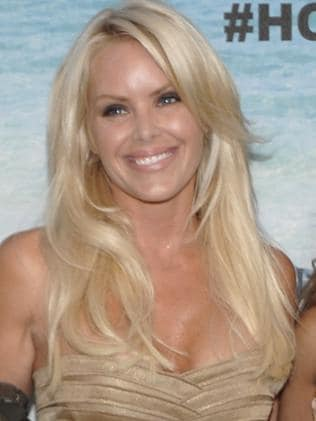 Gena Lee Nolin still looks very much like her Baywatch days. Picture: AP