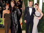 Celebrities who have gotten better with age: David and Victoria Beckham 2000 Vs 2012. Pictures: Getty