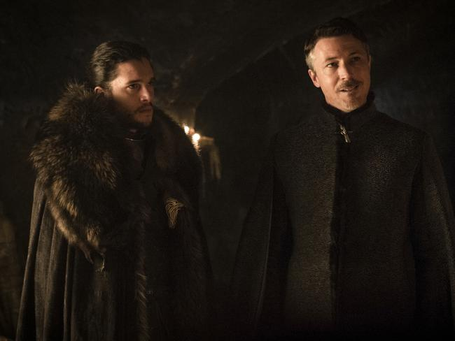 Littlefinger needs Jon out of the equation. Picture: Supplied