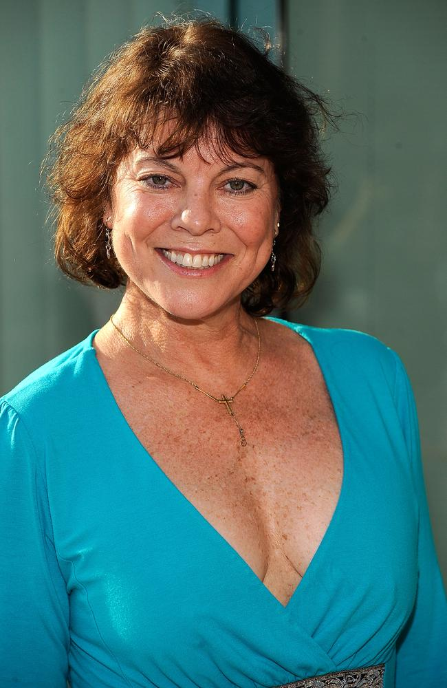 Erin Moran was found dead on Saturday at the age of 56. (GETTY/Frazer Harrison)