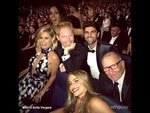 "Behind The Scenes Emmy Awards 2014... Actress Sofia Vergara posts, ""Modern Family in da house!!!"" Picture: Instagram"