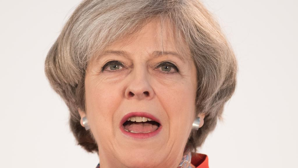 British Prime Minister Theresa May to trigger article 50 on 29 March. Picture: Getty.