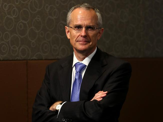 Australian Competition Consumer Commission Chairman Rod Sims wants tougher legislation against pester power. Picture: News Corp Australia