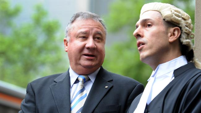 Trevor Flugge, former AWB chairman, faces court over Iraq oil-for-food scandal