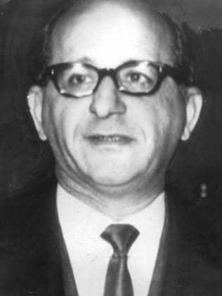 Quincy Jones alleged mafia boss Sam Giancana killed JFK. Picture: Supplied