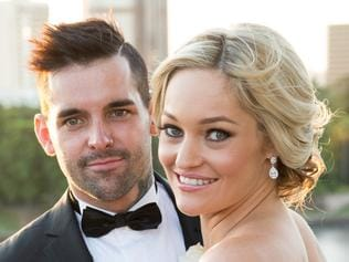 Embargoed for use in Switched On August 31. Married at First Sight couple Nicole and Keller.