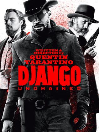 Django Unchained was produced by Harvey Weinstein. Picture: Supplied