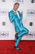 Dancer Frankie Grande attends the People's Choice Awards 2016. Picture: Kevork Djansezian/Getty Images/AFP