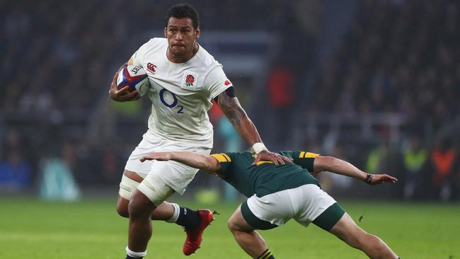 Eddie Jones has named Nathan Hughes to start at No 8 against the Wallabies for the final Test of the year.