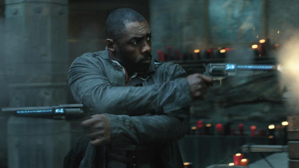 The Dark Tower is just one of hundreds of stories penned by Stephen King. Picture: Columbia Pictures/Sony via AP