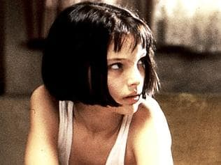 A young Natalie Portman in 'Leon: The Professional'