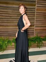 Actress Carey Lowell attends the 2014 Vanity Fair Oscar Party. Picture: Getty