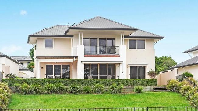 196 Easthill Drive, Robina. Picture: realestate.com.au