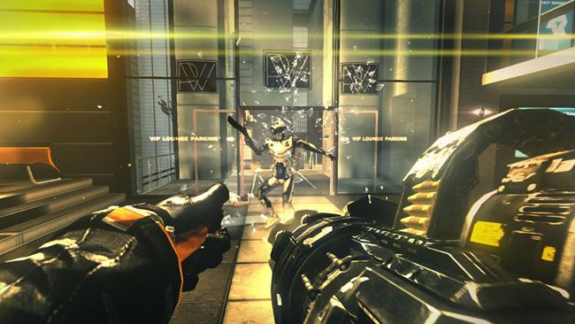 The reboot of the first person shooter lets you mame enemies even after they are dead. But we'll never get to play. Picture: EA
