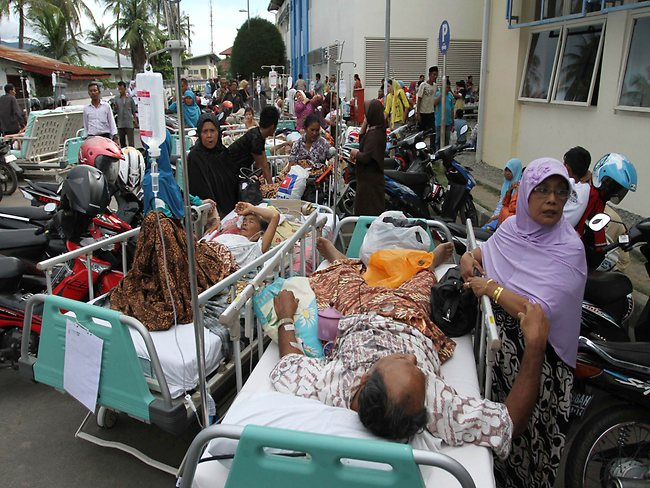 INDONESIA-QUAKE