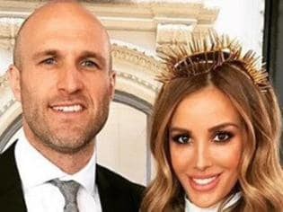 Chris and Bec Judd