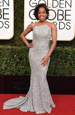 Regina King attends the 74th Annual Golden Globe Awards at The Beverly Hilton Hotel on January 8, 2017 in Beverly Hills, California. Picture: AFP