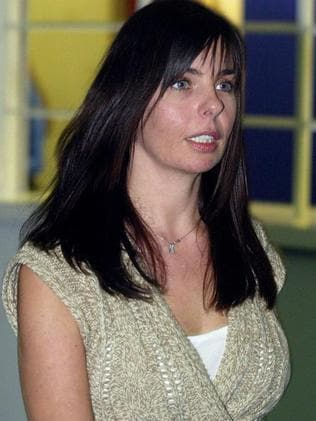 Joanne Lees in 2005.