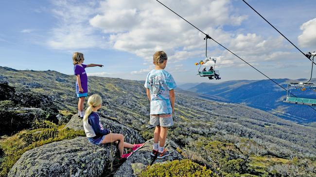 Ski resorts like Thredbo are already investing in non-snow activities.