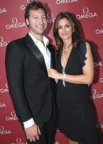 <p>Celebrity watches ... with Cindy Crawford at the opening of the Omega store in Sydney / Richard Dobson</p>