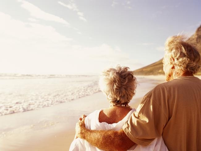 It might sta a dream ... Superannuation fees will cut into your retirement package.