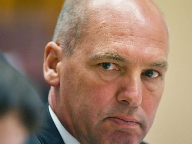 Stephen Parry has received confirmation of his citizenship status from the British Home Office. Picture: AAP