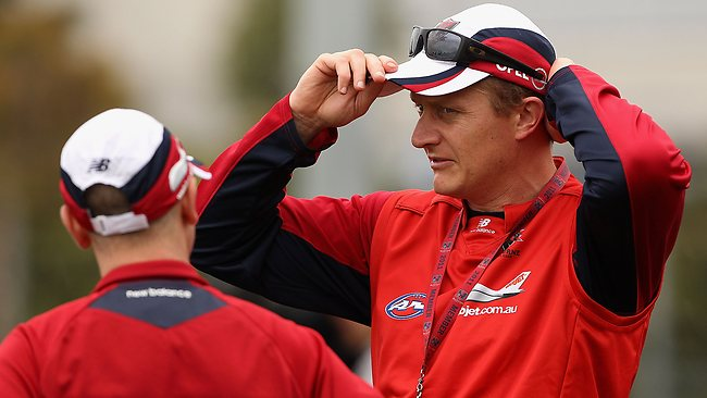 Coach Mark Neeld says there are significant benefits from training in heat and humidity as the Dees prepare for an eight-day training camp in the Northern Territory.