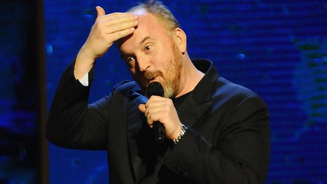 Louis C.K. performed on stage since the allegations broke a couple of months ago