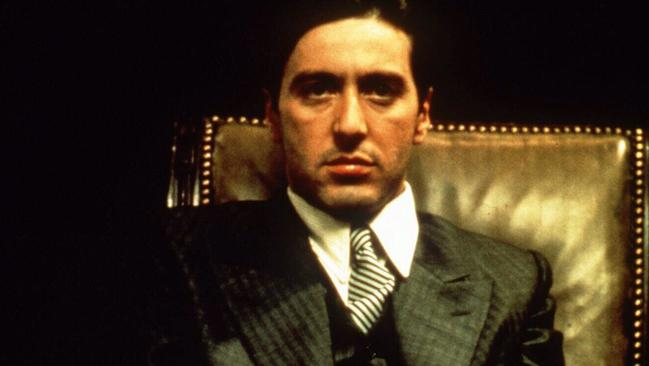 The Godfather movie: T... Al Pacino Interview Godfather