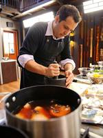<p>Jimmy Seervai, Master Chef season two finalist. Picture: Channel 10</p>
