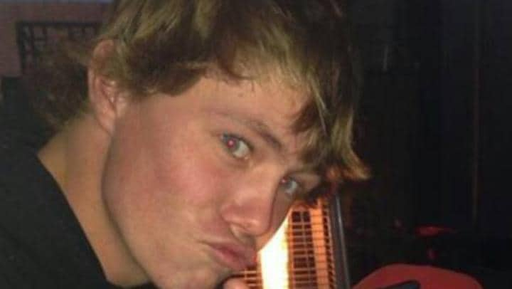 Bowden (Bo) Barker, 19, was driving a Toyota Hilux ute that crashed into a canal near Leeton killing two occupants / Facebook