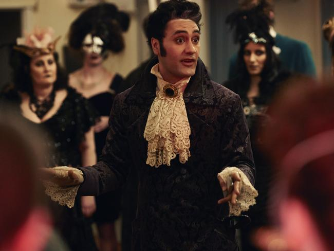 Clean freak ... Waititi as Viago in What We Do In The Shadows. Picture: Supplied