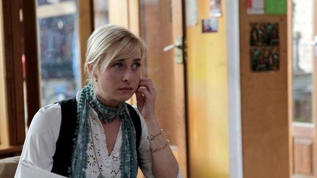 ?Rich and textured and interesting? ... Asher Keddie in Offspring.
