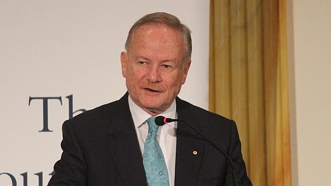 Tony Shepherd, president of the Business Council of Australia.