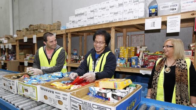 Success ... Dandenong-based charity Avocare is already running a work-for-the-dole program.