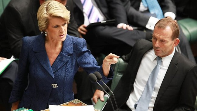 Julie Bishop will soon head to Jakarta to sign the agreement. Picture: supplied.