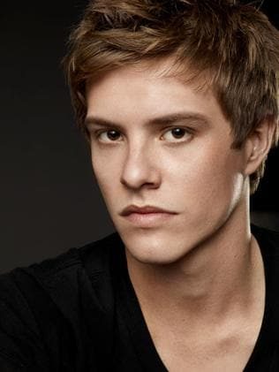 Hot in Hollywood ... Xavier Samuel.