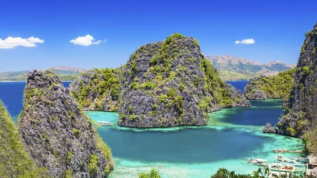 Palawan Philippines Is The Most Beautiful Place On Earth The Courier Mail