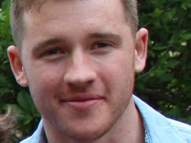 Sydney victim of MH17, Jack O'Brien, who was 25-years-old.