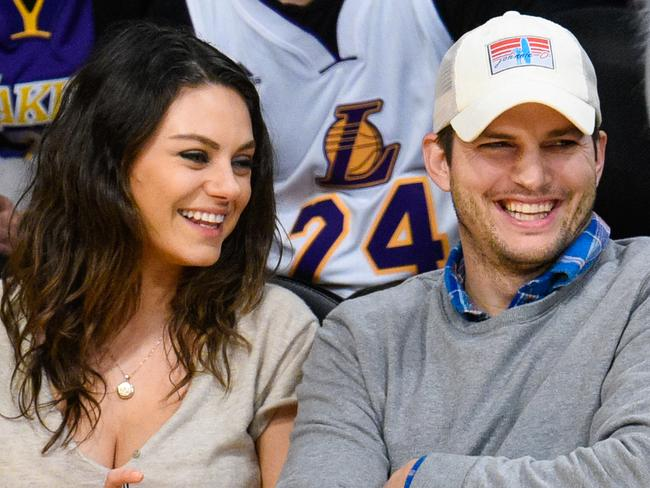 Mila Kunis on parenting and Ashton
