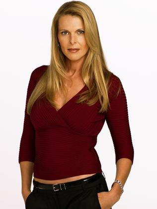 Catherine Oxenberg. Picture: Supplied.