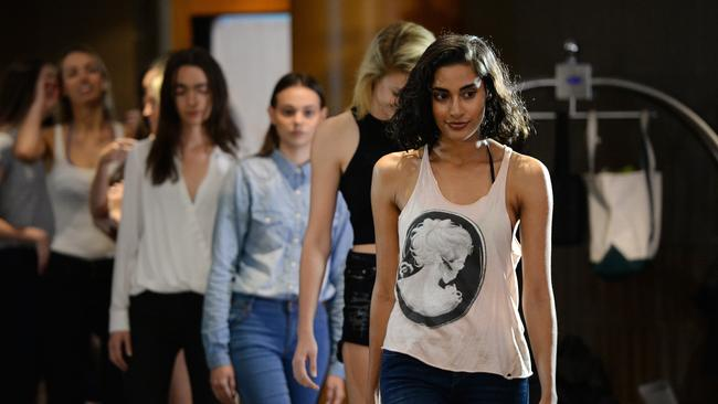 Telstra Perth Fashion Festival 2014 kicks off at the Perth Concert Hall before more than 600 guests on September 17.