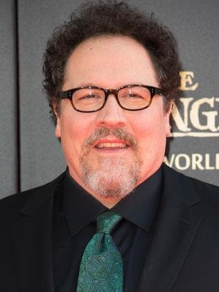 Writer and actor Jon Favreau was also linked to Friends. Picture: AFP/Valerie Macon