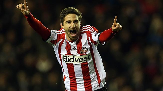 Sunderland's Italian forward Fabio Borini knows exactly how many goals he just scored.
